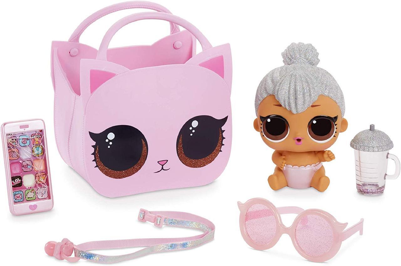 Кукла Лол LOL сюрприз Принцесса Китти с аксессуарами L.O.L. Surprise Ooh La La Baby Surprise Lil Kitty