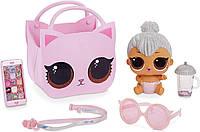 Кукла Лол LOL сюрприз Принцесса Китти с аксессуарами L.O.L. Surprise Ooh La La Baby Surprise Lil Kitty, фото 1