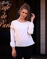 Хорошенькая блузка легкого кроя, фото 2