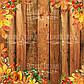 "Набор скрапбумаги ""Botany autumn redesign"" 30,5x30,5см, фото 5"