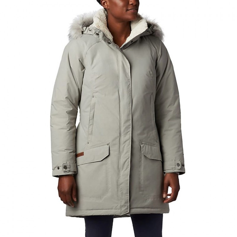 Женская пуховая аляска Columbia Icelandite TurboDown Jacket