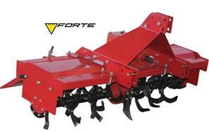 Грунтофреза роторная навесная трех точечная 125см Forte Ф-125  с карданом