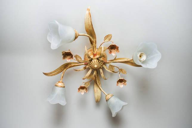 Люстра потолочная флористика Мария 5204, фото 2