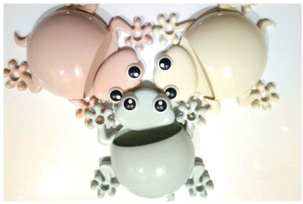 Органайзер для ванной детский Лягушонок
