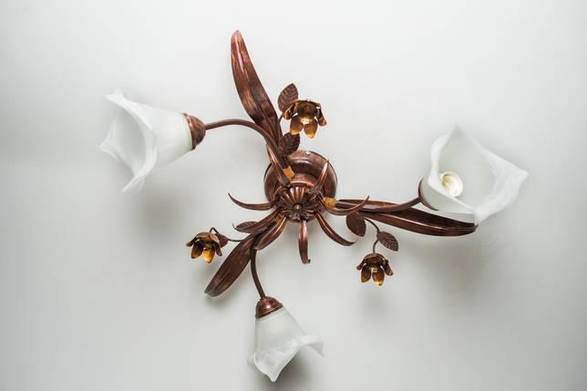 Люстра потолочная флористика Мария 5203, фото 2