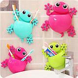 Органайзер для ванной детский Лягушонок, фото 2