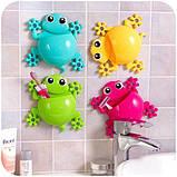 Органайзер для ванной детский Лягушонок, фото 6