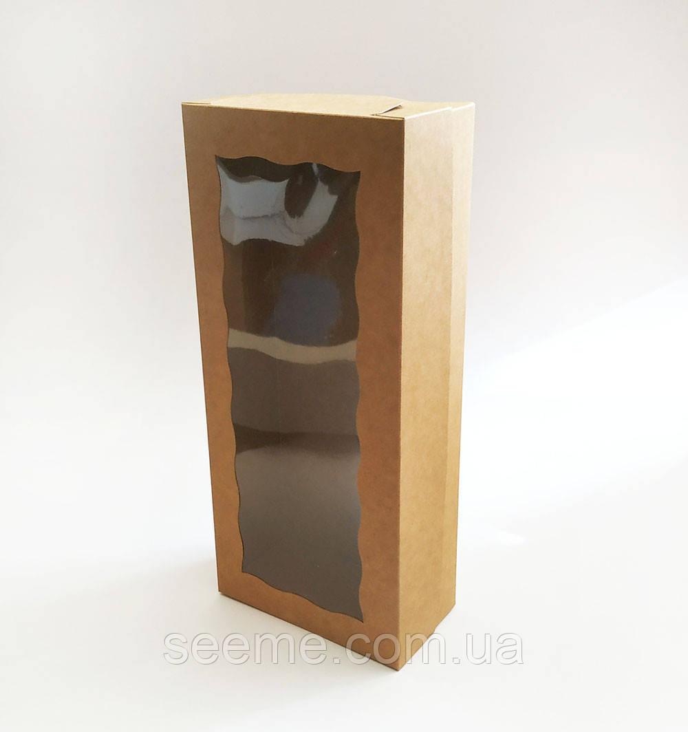 Коробка для упаковки кукол ручной работы 360x160x80 мм
