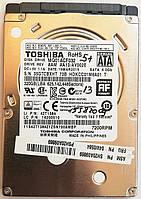 "Жесткий диск для ноутбука Toshiba 320GB 2.5"" 16MB 7200rpm 6Gb/s (MQ01ACF032) SATAIII Б/У"