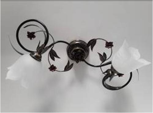 Люстра потолочная флористика 4202 Василина, фото 2