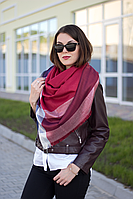 Женский платок Маре (бордо), фото 1
