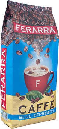 Кофе в зернах Ferarra Blue Espresso 1кг., фото 2