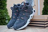 Зимние мужские кроссовки Adidas Equipment FYW S-97 серые 41-46рр. Живое фото. Реплика, фото 5
