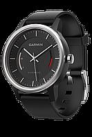 Фитнес часы Garmin Vivomove 3 Sport Black-Gunmetal, Silicone