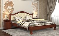 Кровать Татьяна-элегант Люкс 140х190, Яблоня
