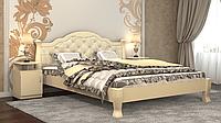 Кровать Татьяна-элегант Люкс 140х200, Беж