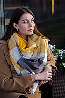 Женский платок Хейли (желтый)