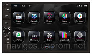 Автомагнитола Terra 4079U, Android 8.1