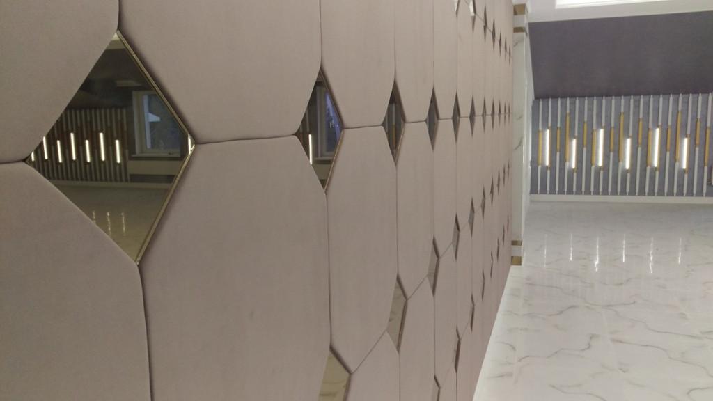 М'які стінові панелі та бильця. 13