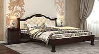 Кровать Татьяна-элегант Люкс 180х190, Венге