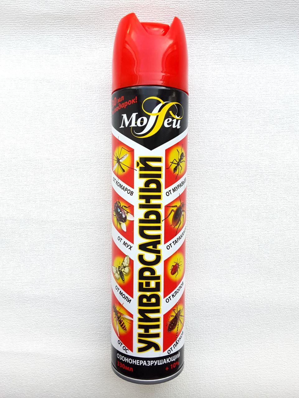 Дихлофос універсальний МОРФЕЙ без запаху 330 мл