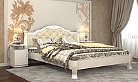 Кровать Татьяна-элегант Люкс 180х200, Белый