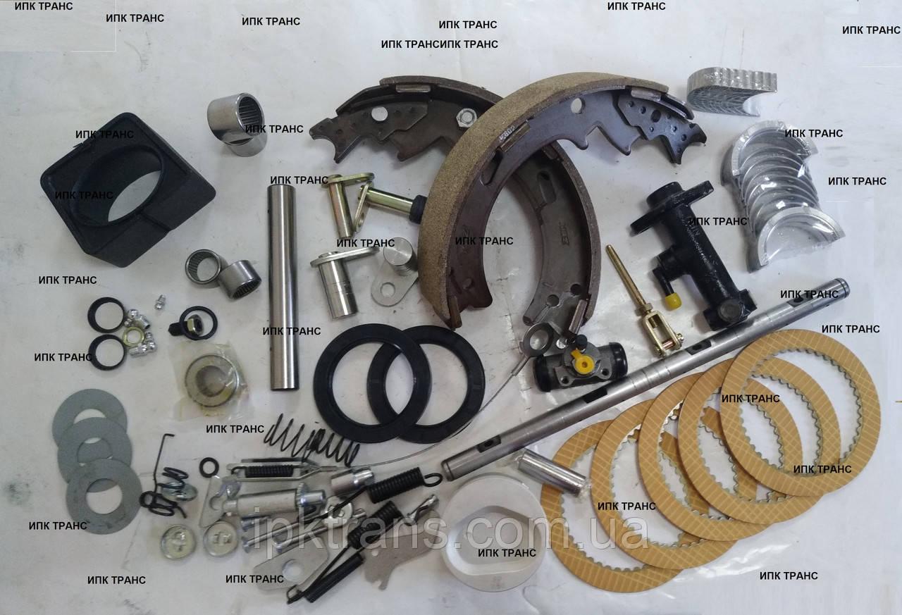 Запасные части на вилочный погрузчик Toyota 02-7FG30