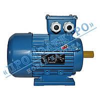 Электродвигатель трехфазный АИР 63B6 0,25кВт 1000об/мин (IM 2081) Лапа