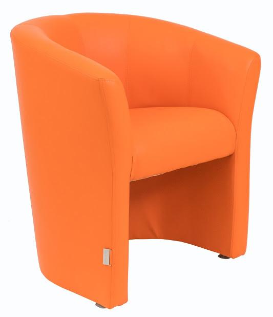 Кресло Бум 1 кат. оранж