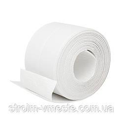 Бордюрная лента для ванн MASTER 28 мм х 3 м белая