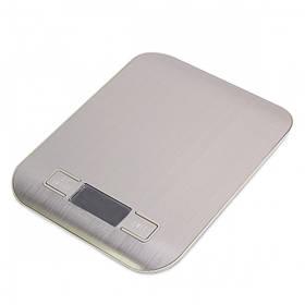 Весы электронные кухонные Kamille19*15*2,5см арт 7102