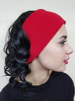 Двусторонний бафф  шарф шапка play красный черный s19APmw80_3