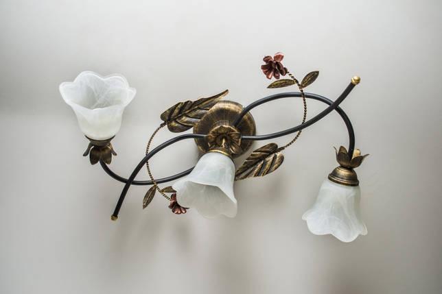 Люстра потолочная флористика 5304 Мира, фото 2