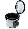Мультиварка GRANT CN 1306A 5 л | пароварка (32 программ) | скороварка | рисоварка, фото 4