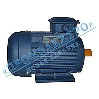 Электродвигатель трехфазный 1,5 кВт 1000 об/мин АИР 90L6 (IM 1081) Лапа
