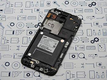 Дисплей Samsung G360H модуль белый Сервисный оригинал с разборки