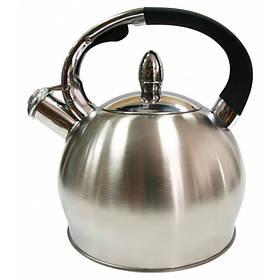 Чайник Lessner со свистком 3 л  арт.49510