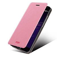 Чехол книжка MOFI Rui Series для Meizu MX5 розовый