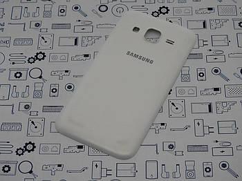 Задняя крышка Samsung G360H белая Сервисный оригинал с разборки