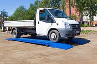 Весы автомобильные 15 тонн для автомобилей, бусиков, газелей