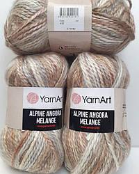 Alpine Angora Melange (Альпайн Ангора Меланж) 20% - вовна, 80% - акріл 430