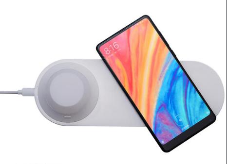 Беспроводная зарядка-лампа для телефона быстрая Xiaomi Yeelight Wireless Charging Night Light YLYD04YI White
