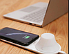 Беспроводная зарядка-лампа для телефона быстрая Xiaomi Yeelight Wireless Charging Night Light YLYD04YI White, фото 2