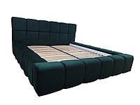 Ліжко двоспальне Чікаго з підйомним механізмом, фото 1