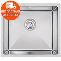 Мойка для кухни Imperial D4645 Handmade 1.2/1.2 мм нержавеющая сталь