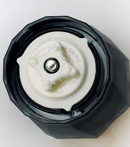 Японская ручная кофемолка HARIO OCTO профессиональная с регулятором помола MOC-3-TB