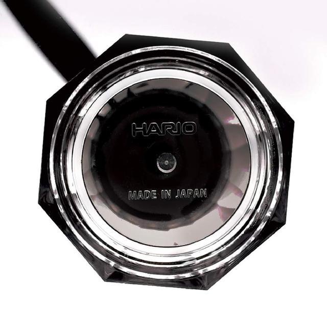 Кофемолка ручная Hario OCTO MOC-3-TB