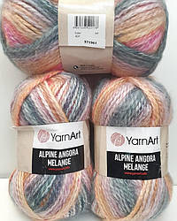 Alpine Angora Melange (Альпайн Ангора Меланж) 20% - вовна, 80% - акріл 431