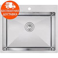 Мойка для кухни Imperial D6050 Handmade 3.0/1.2 мм нержавеющая сталь