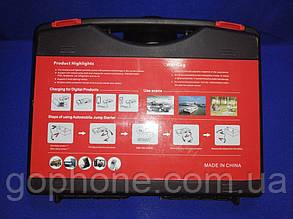 Пусковое автомобильное устройство для аккумулятора JUMP STARTER Power Bank 50800 mAh, фото 2